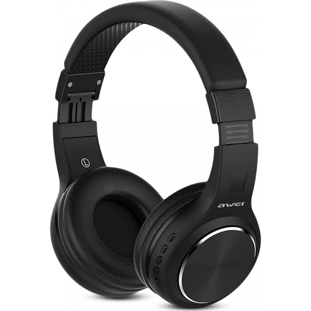 Ακουστικά Bluetooth Stereo Awei A600BL - Μαύρο