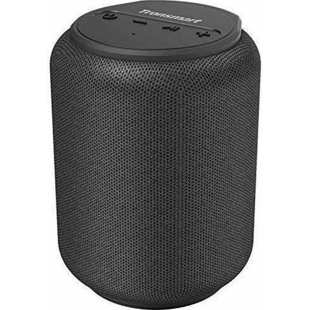 Ασύρματο Ηχείο Tronsmart T6 Mini Bluetooth 5.0 Speaker 15W - Μαύρο
