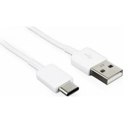 Καλώδιο Φόρτισης Samsung (EP-DN930CWE) USB-C 1.2m Bulk - Λευκό