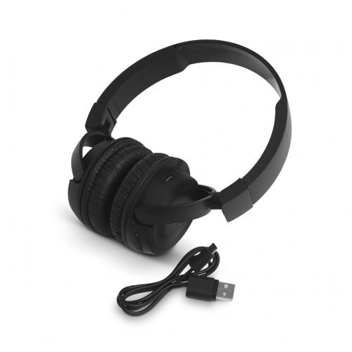 JBL T460BT, OnEar Bluetooth Headphones - Μαύρο