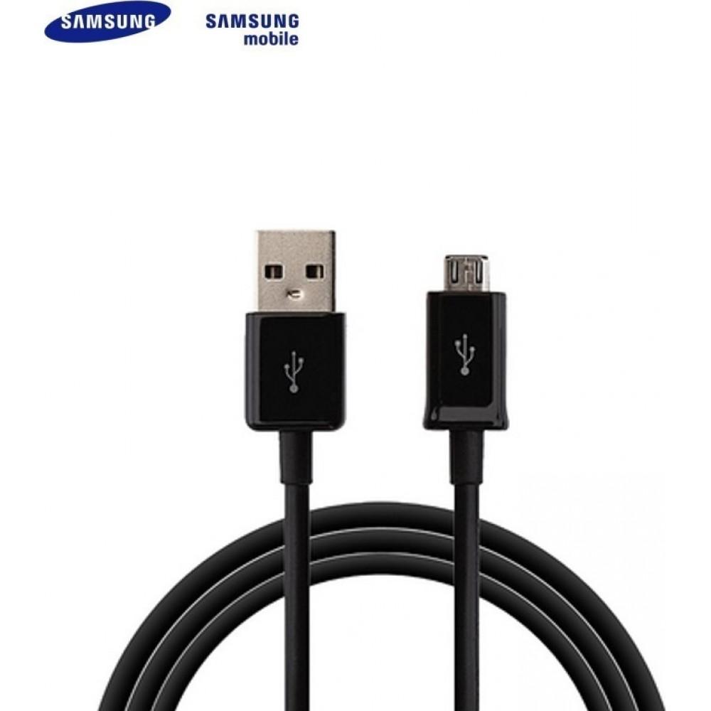 Καλώδιο Φόρτισης Samsung (ECB-DU5ABE) USB to Micro USB 1m Bulk - Μαύρο