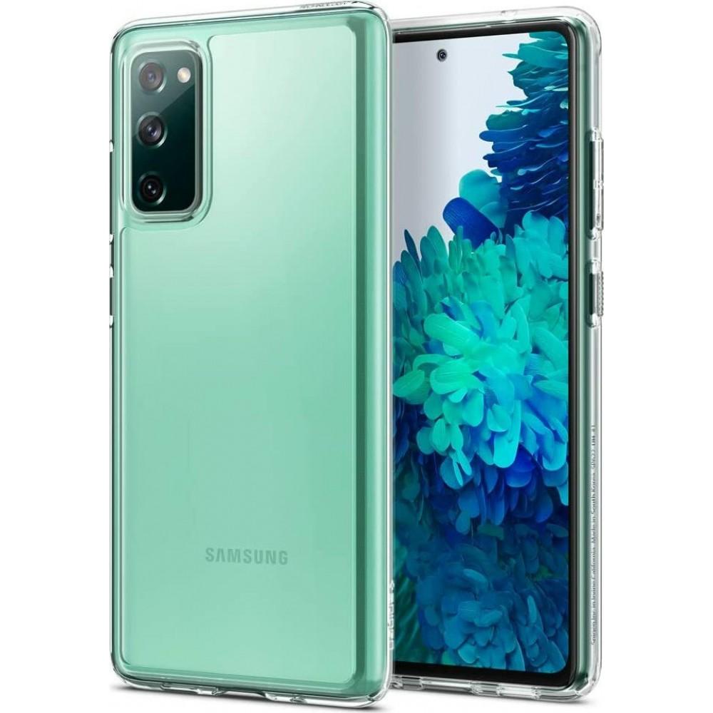 Spigen® Ultra Hybrid™ ACS01848 για Samsung Galaxy S20 FE - S20 Lite - Crystal Clear