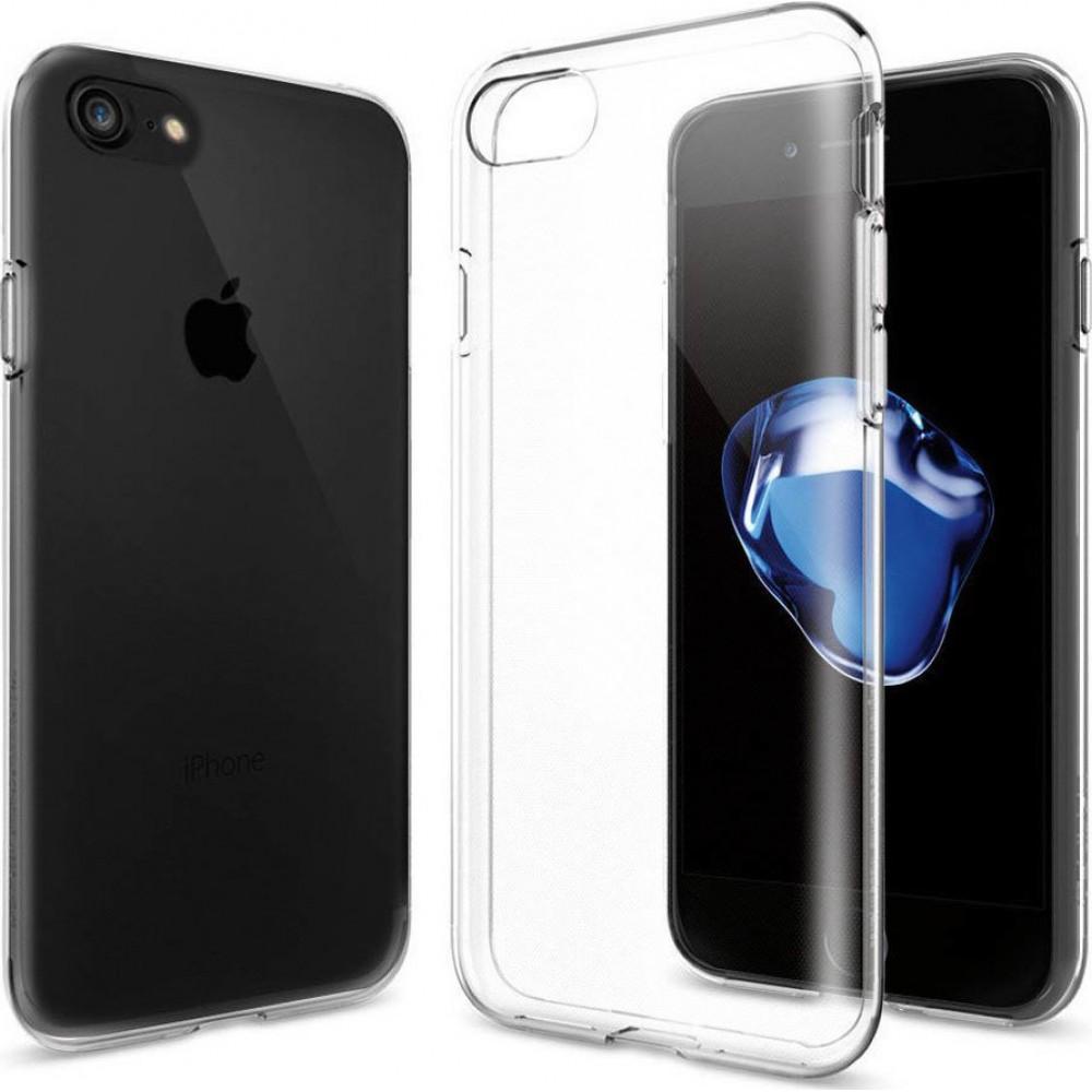 Θήκη Spigen® Liquid Crystal™ 042CS20435 για iPhone 7 - 8 - SE 2020 - Crystal Clear