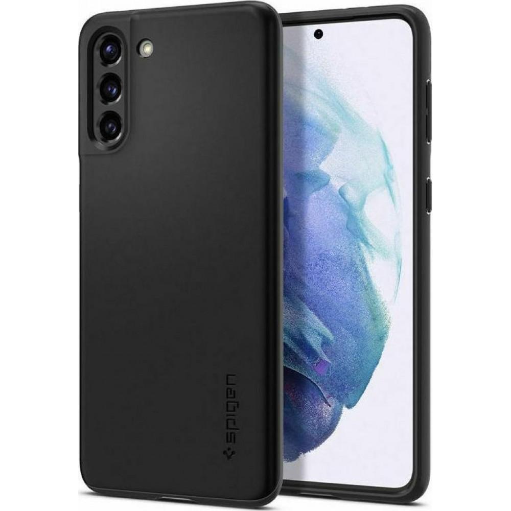 Θήκη Spigen® Thin Fit™ ACS02382 για Samsung Galaxy S21 Plus 5G - Black